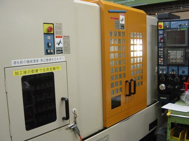 ワイヤー放電加工機(BA24)
